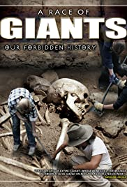 A Race of Giants: Our Forbidden History (2015) starring Paul Hughes on DVD on DVD