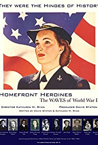 Primary photo for Homefront Heroines: The WAVES of World War II