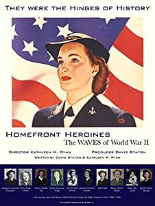 Movie watching free Homefront Heroines: The WAVES of World War II USA [1920x1600]