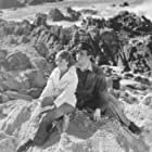 Robert Taylor and Janet Gaynor in Small Town Girl (1936)