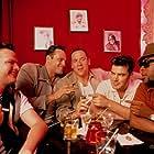 Vince Vaughn, Alex Désert, Jon Favreau, Ron Livingston, and Patrick Van Horn in Swingers (1996)