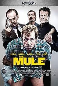 John Noble, Angus Sampson, Hugo Weaving, Leigh Whannell, Ewen Leslie, and Georgina Haig in The Mule (2014)