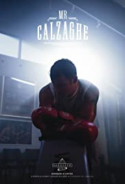 Mr Calzaghe Poster