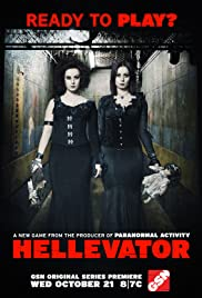 Hellevator Poster - TV Show Forum, Cast, Reviews