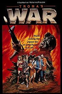 Movie notebook watch Troma's War by Lloyd Kaufman [BluRay]