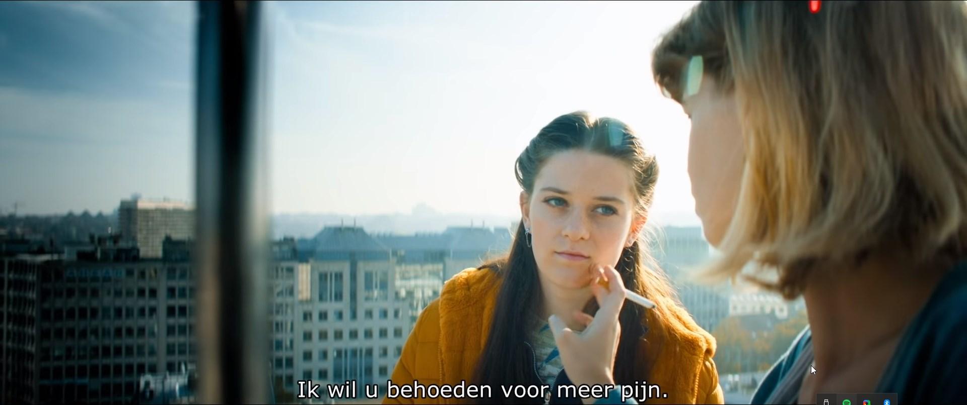 Ona-Lisa Van Haver and Maaike Neuville in All of Us (2019)