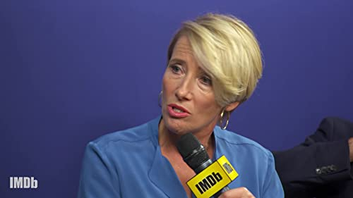 Stanley Tucci and Emma Thompson Happy to Reunite for 'The Children Act'
