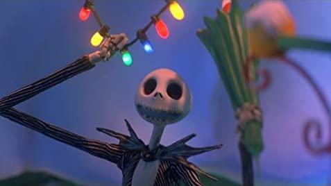 the nightmare before christmas poster trailer - A Nightmare Before Christmas