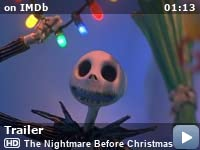 videos - When Was The Nightmare Before Christmas Made