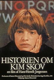 Historien om Kim Skov Poster