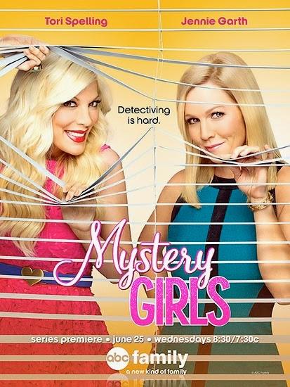 دانلود زیرنویس فارسی سریال Mystery Girls