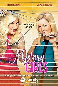 Jennie Garth and Tori Spelling in Mystery Girls (2014)