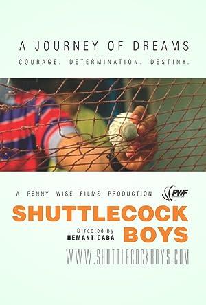 Where to stream Shuttlecock Boys