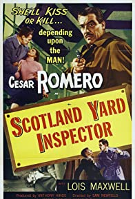 Primary photo for Scotland Yard Inspector
