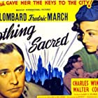 Carole Lombard and Fredric March in Nothing Sacred (1937)