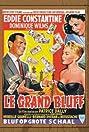 Le grand bluff (1957) Poster