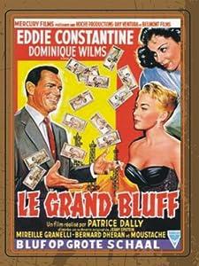 Latest movie trailers download Le grand bluff [480x640]
