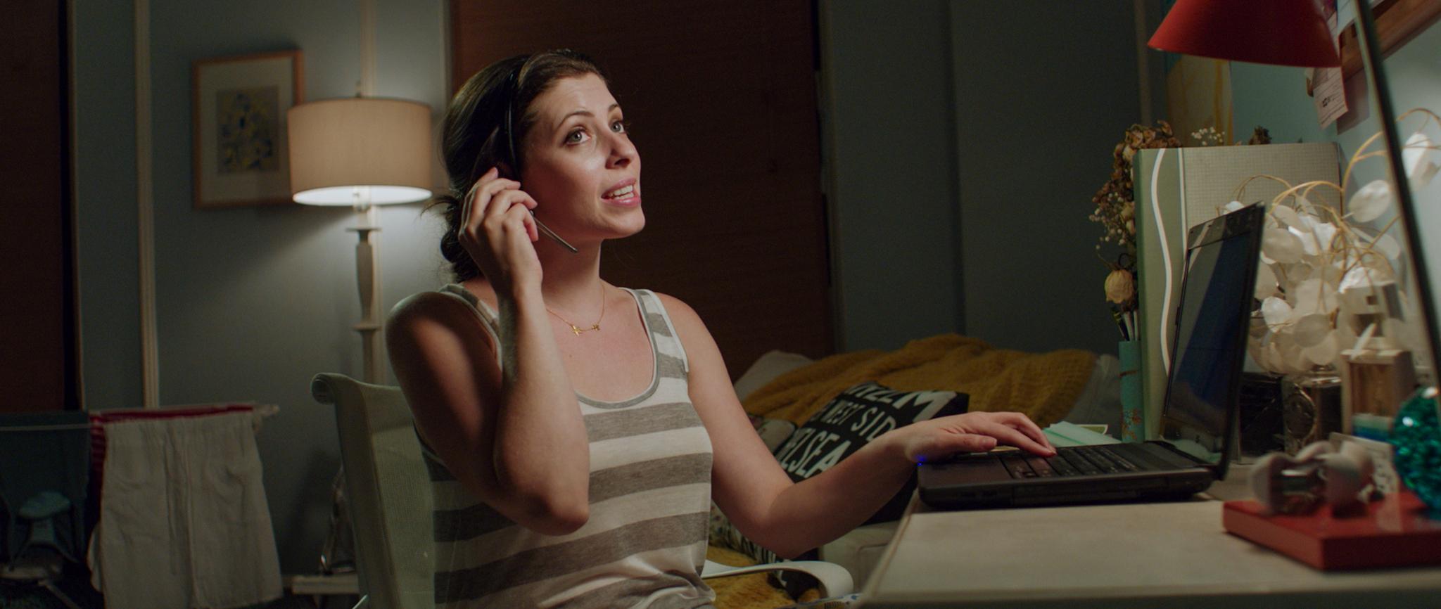 Lauren Miller Rogen in For a Good Time, Call... (2012)