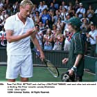 Paul Bettany and Jonathan Timmins in Wimbledon (2004)