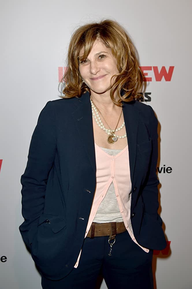 Amy Pascal at an event for The Interview (2014)
