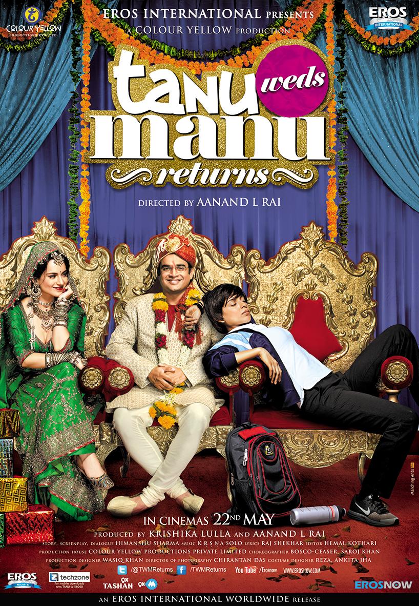 Tanu Weds Manu Returns (2015) - IMDb