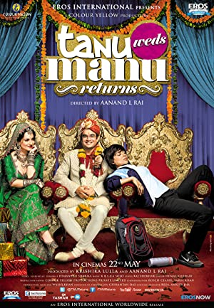 Tanu Weds Manu Returns watch online