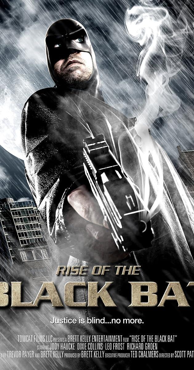 Subtitle of Rise of the Black Bat