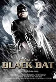 Rise of the Black Bat Poster