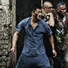 Ken Lo, Jing Wu, and Simon Yam in Saat po long 2 (2015)