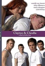 Clayton & Claudia Poster