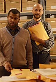 Keegan-Michael Key and Jordan Peele in Fargo (2014)