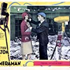 Buster Keaton and Marceline Day in The Cameraman (1928)
