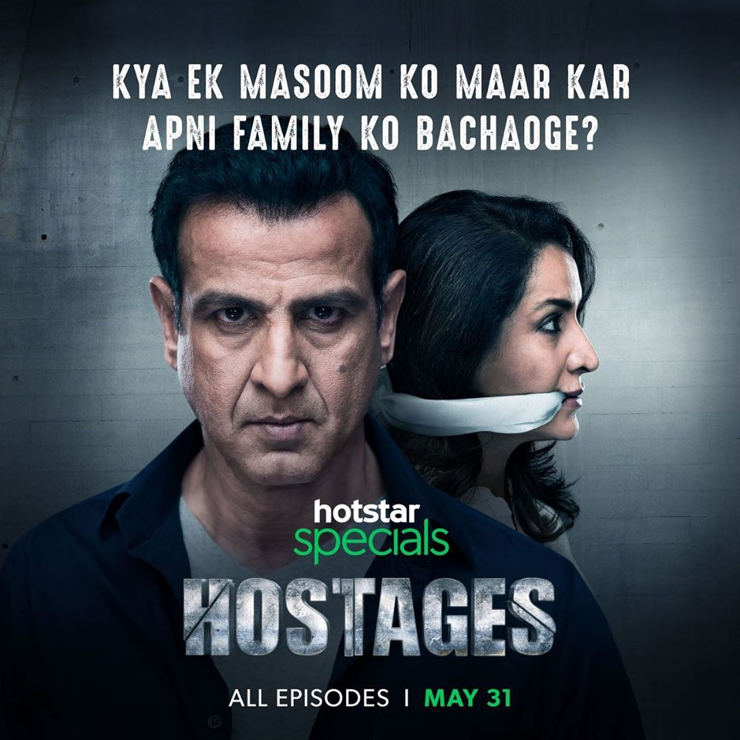 Hostages (2020) Season 2 Hindi 720p HDRip Esusb DL