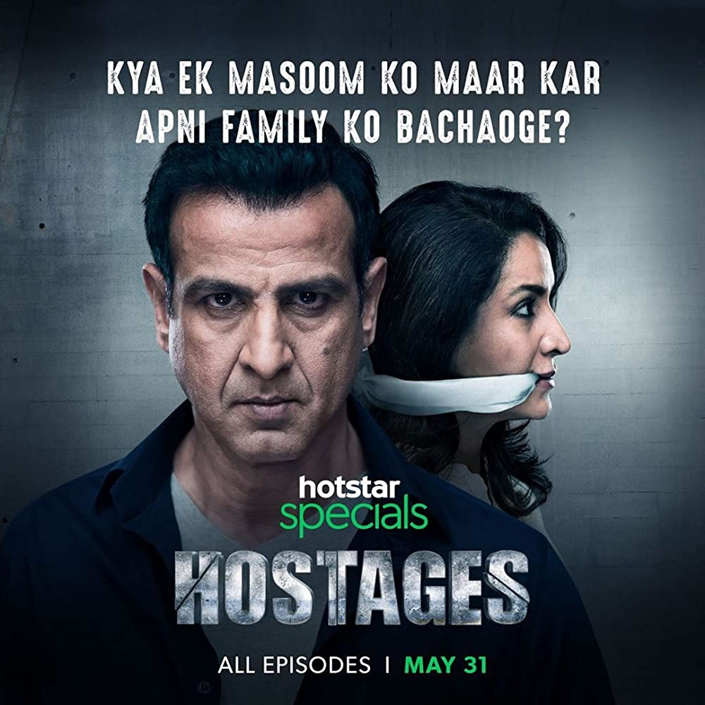 Hostages (2019) Hindi Season 1 [EP 1 to 10] 720p hevc