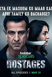 Hostages : Season 2 Hindi Complete WEB-DL 480p & 720p | GDRive | MEGA | Single Episodes