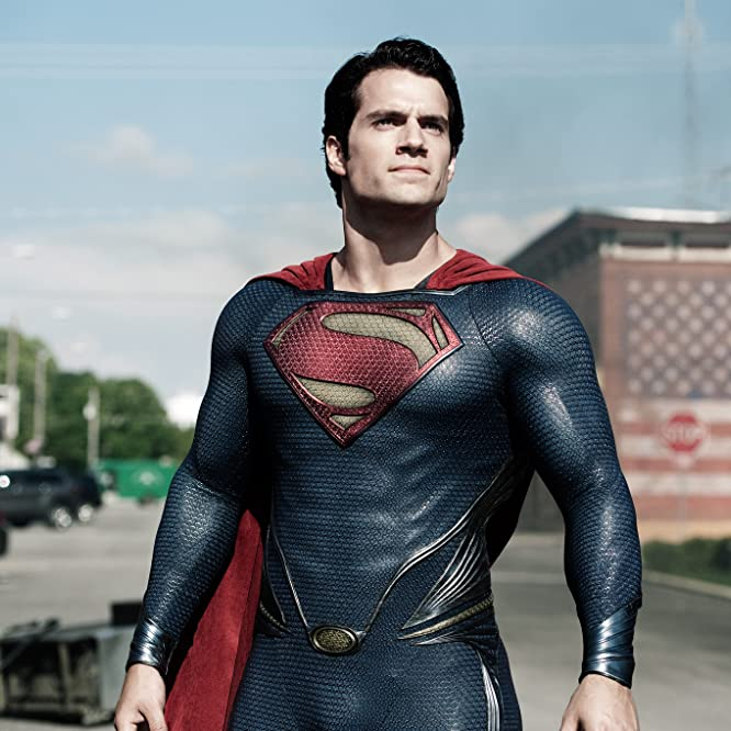 Henry Cavill in Man of Steel (2013)