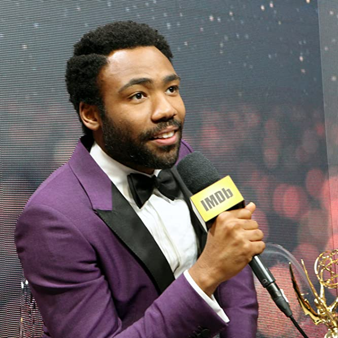 Donald Glover at an event for IMDb at the Emmys (2016)