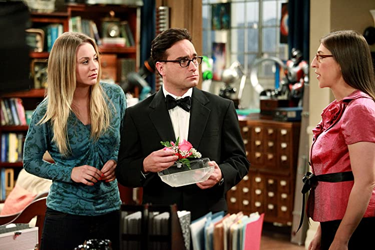 The big bang theory penny wants sex with sheldon Part 2