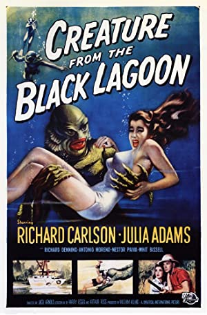 Where to stream Creature from the Black Lagoon