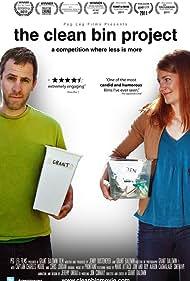 Grant Baldwin and Jenny Rustemeyer in The Clean Bin Project (2010)