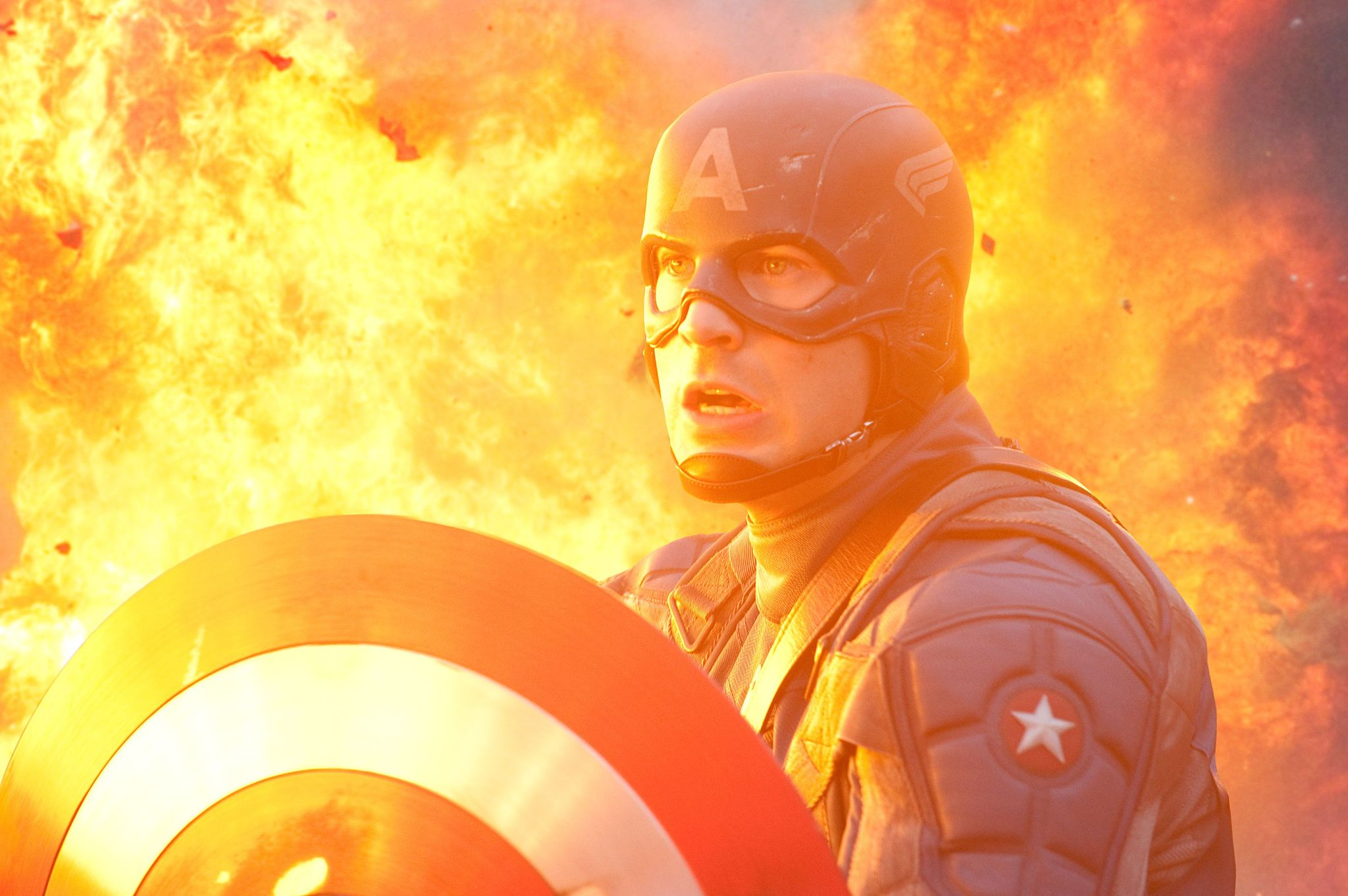 Captain America The First Avenger 2011 Photo Gallery Imdb