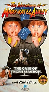 Direct free english movies downloads The Adventures of Mary-Kate \u0026 Ashley: The Case of Thorn Mansion USA [480i]