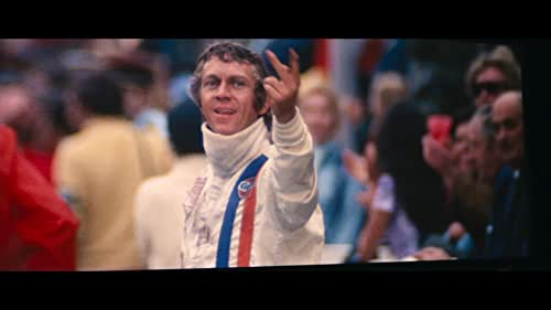 By 1970, Steve McQueen ruled Hollywood. He was the King of Cool and the world's most notorious ladies' man. Hot off the back of classics like 'The Thomas Crown Affair' and 'Bullitt,' the racing fanatic began production of his passion project, 'Le Mans,' centered on the 24-hour car race in France. But the infamously troubled production was plagued with financial troubles, on-set rivalries and the star's own personal issues. This documentary film interweaves stunning, newly discovered footage and McQueen's private recordings with original interviews to reveal the true story of how this cinema legend would risk everything in pursuit of his dream.