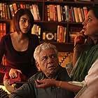 Shabana Azmi, Om Puri, and Meesha Shafi in The Reluctant Fundamentalist (2012)