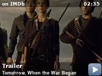chapter summaries tomorrow when the war began