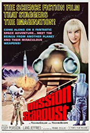Mission Stardust (1967) Poster - Movie Forum, Cast, Reviews