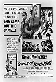 Street of Sinners Poster