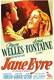 Joan Fontaine and Orson Welles in Jane Eyre (1943)