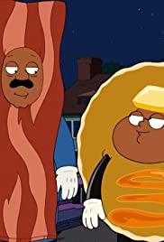 It's the Great Pancake, Cleveland Brown Poster