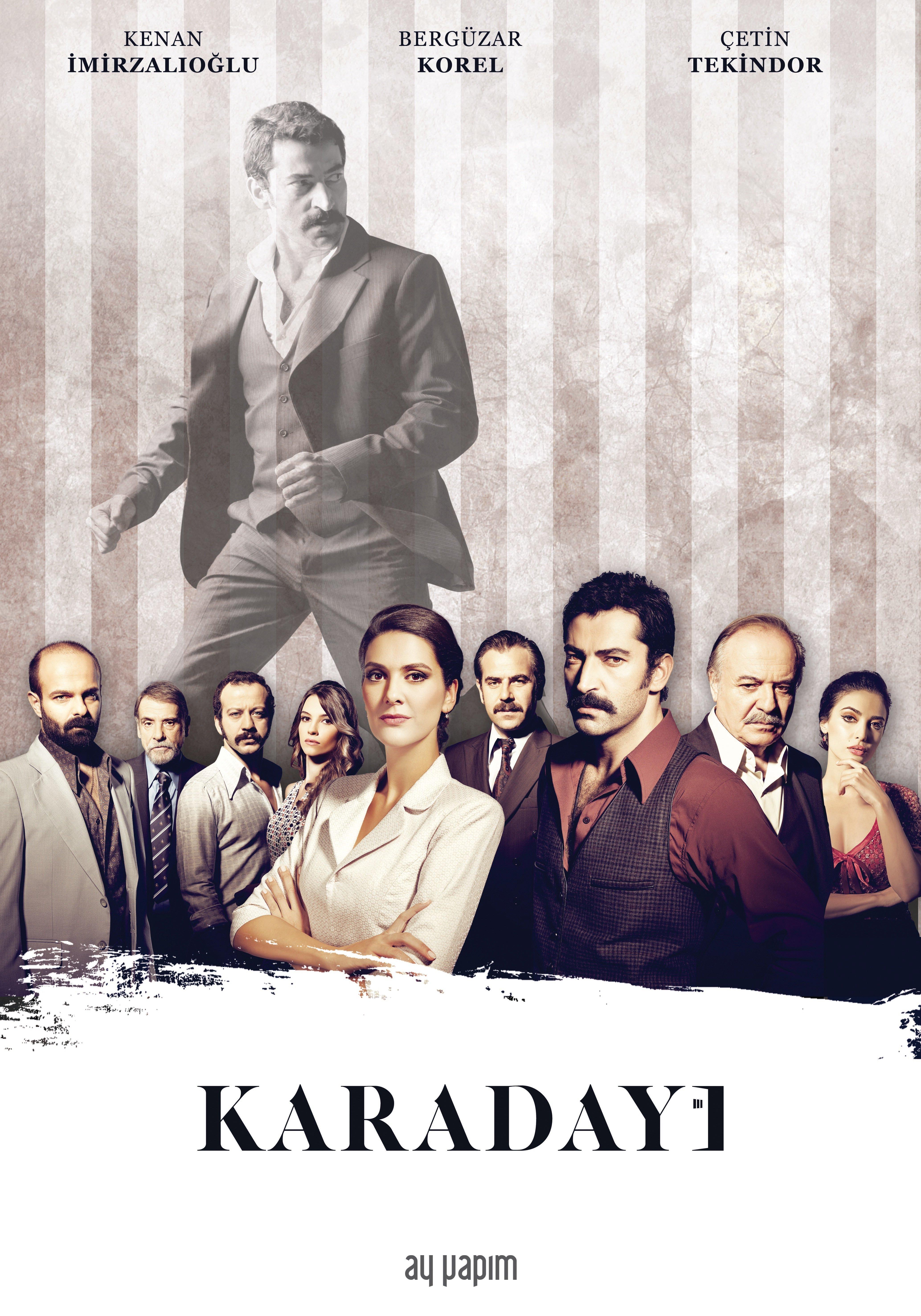 دانلود زیرنویس فارسی سریال Karadayı